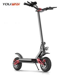Q04  800W*2 Dual Drive Motor Electric Scooter